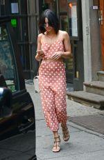 VANESSA HUDGENS Leaves Her New York Apartment 05/17/2015