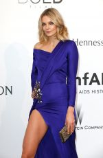 ENIKO MIHALIK at Amfar's 2015 Cinema Against Aids Gala in Cap d'Antibes
