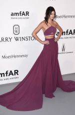 KENDALL JENNER at Amfar's 2015 Cinema Against Aids Gala in Cap d'Antibes