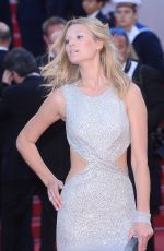 TONI GARRN at The Little Prince Premiere at Cannes Film Festival