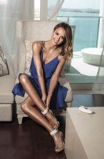 JESSICA ALBA for Cosmopolitan Magazine