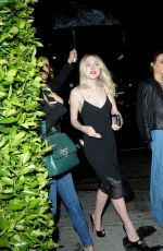 DAKOTA FANNING at Nylon Young Hollywood Party in Hollywood