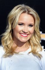 EMILY OSMENT at Tomorrowland Premiere in Anaheim