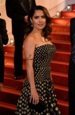 SALMA HAYEK at The Tale of Tales Premiere at Cannes Film Festival