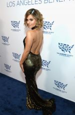 PIA TOSCANO at The Humane Society Los Angeles Benefit Gala
