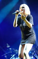 JESSIE J Performs at Rock in Rio USA in Las Vegas