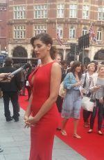 NARGIS FAKHRI at Spy Premiere in London