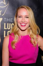 ANNA CAMP at 30th Annual Lucille Lortel Awards in New York