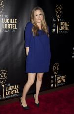 ALICIA SILVERSTONE at 30th Annual Lucille Lortel Awards in New York