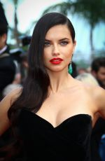 ADRIANA LIMA at Sicario Premiere at Cannes Film Festival