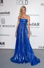 ANJA RUBIK at Amfar's 2015 Cinema Against Aids Gala in Cap d'Antibes