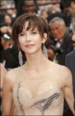 SOPHIE MARCEAU at Cannes Film Festival 2015 Closing Ceremony