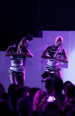 NICKI MINAJ Performs at iHeartradio Summer Pool Party in Las Vegas