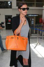 IRINA SHAYK Arrives at Airport in Nice 05/22/2015