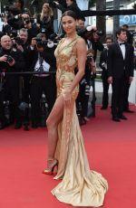 IRINA SHAYK at Sicario Premiere at Cannes Film Festival