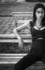IRINA SHAYK by Derek Kettela for Telegraph Magazine