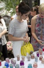 ISABELLE FUHRMAN at Colourpop Cosmetics 1st Birthday Luncheon in West Hollywood