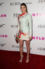 JACQUELINE MACINNES WOOD at Nylon Young Hollywood Party in Hollywood