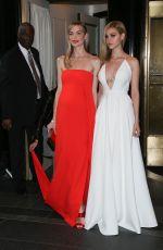 JAIME KING and NICOLA PELTZ at MET Gala 2015 in New York