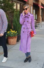JAIME KING Out and About in New York 05/04/2015