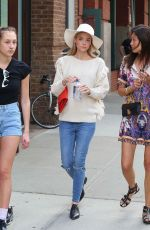 JAIME KING Out and About in New York 05/05/2015