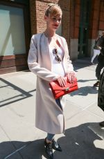 JAIME KING Out in New York 05/03/2015