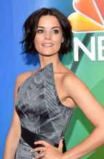 JAIMIE ALEXANDER at 2015 NBC Upfront Presentation in New York 05/011/2015