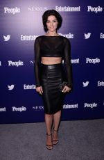 JAIMIE ALEXANDER at EW and People Celebrate the NY Upfronts in New York