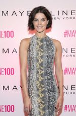 JAIMIE ALEXANDER at Maybelline New York