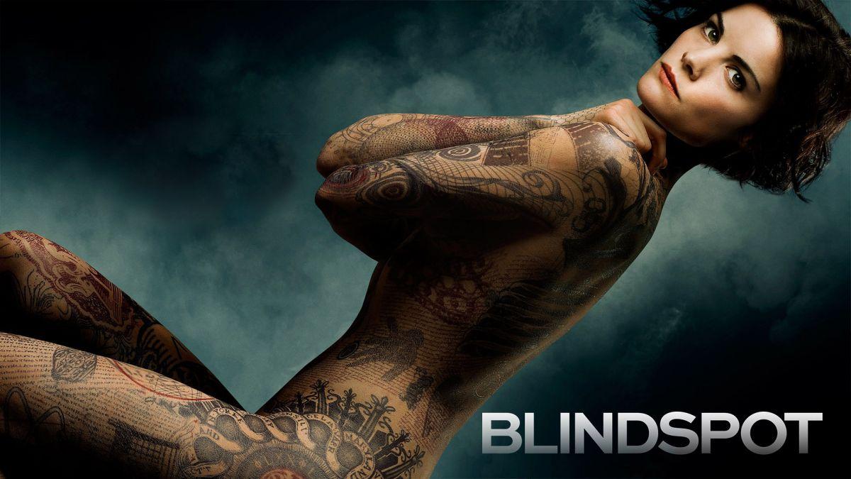 JAIMIE ALEXANDER - Blindspot Promo Pictures