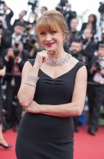 JANE SEYMOUR at Mad Max: Fury Road Premiere at Cannes Film Festival