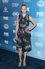 JANUARY JONES at Fox Network 2015 Programming Upfront in New York