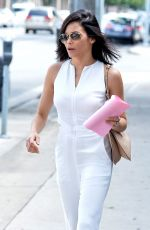 JENNA DEWAN Out and About in Los Angeles 05/05/2015