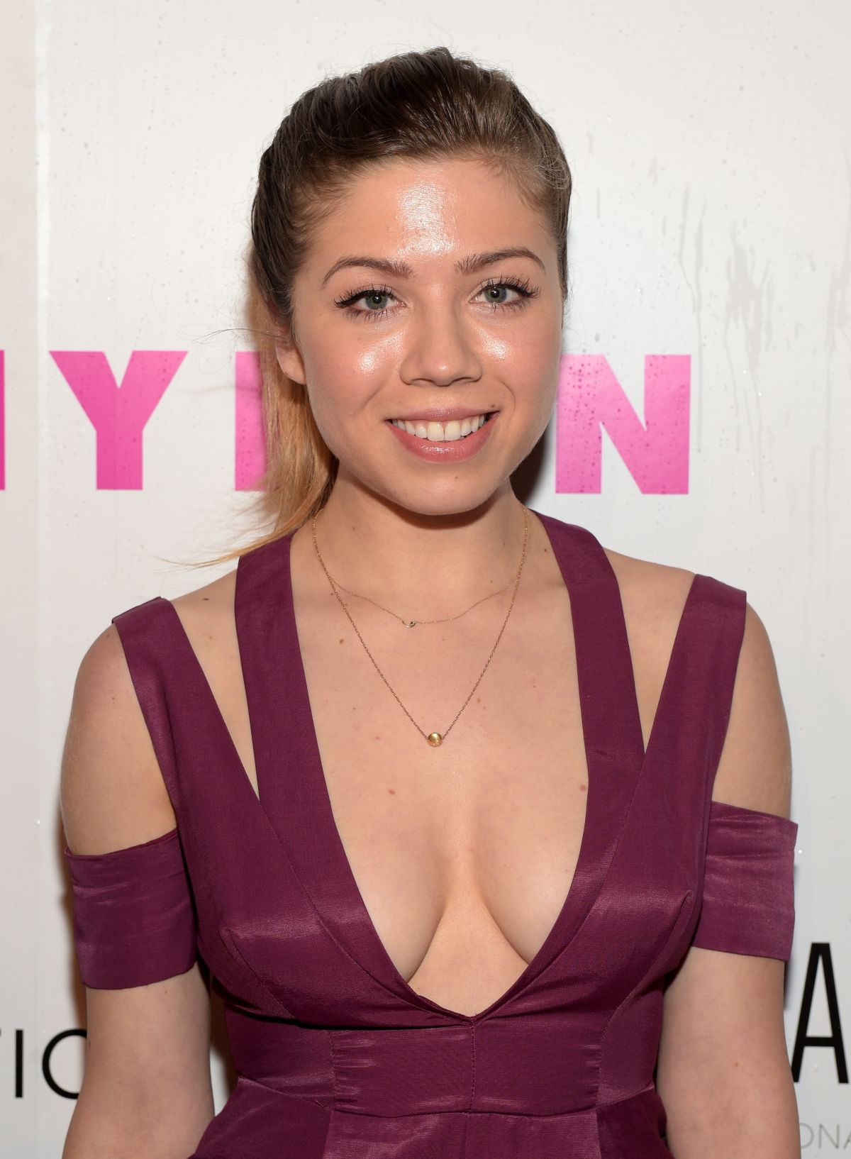 JENNETTE MCCURDY at Nylon Young Hollywood Party in Hollywood