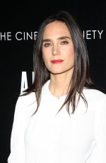 JENNIFER CONNELY at Alof Special Screening in New York