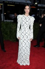 JENNIFER CONNELY at MET Gala 2015 in New York
