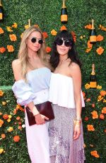 JENNIFER FISHER at 2015 Veuve Clicquot Polo Classic in New Jersey