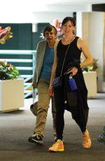 JENNIFER GARNER Leaves a Gym in Los Angeles 05/11/2015