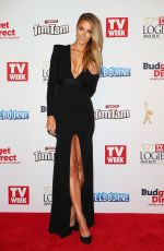 JENNIFER HAWKINS at Logie Awards in Melbourne