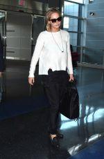 JENNIFER LAWRENCE at JFK Airport in New York 05/05/2015