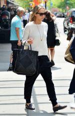 JENNIFER LAWRENCE Leaves Her New York Hotel 05/05/2015