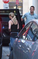 JENNIFER LAWRENCE Leaves Taylor Swift