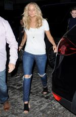 JENNIFER LAWRENCE Night Out in New York 05/03/2015