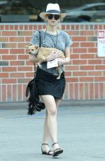 JENNIFER LAWRENCE Out and About in Beverly Hills 05/16/2015