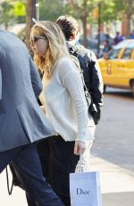 JENNIFER LAWRENCE Out Shopping in New York 05/02/2015