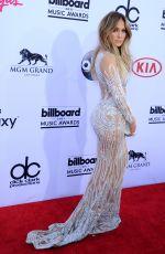 JENNIFER LOPEZ at 2015 Billboard Music Awards in Las Vegas