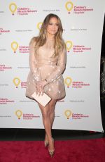 JENNIFER LOPEZ at Put Your Money where the Miracles Are Campaign Lainch in Hollywood