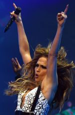 JENNIFER LOPEZ Performs at 2015 Mawazine International Music Festival in Rabat