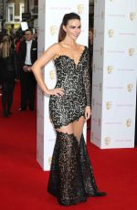 JENNIFER METCALFE at BAFTA 2015 Awards in London