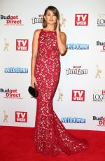 JESINTA CAMPBELL at Logie Awards in Melbourne
